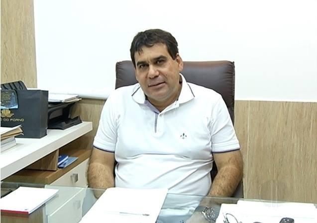 Andinho já teve o mandato cassado e vem se sustentando no governo com liminares