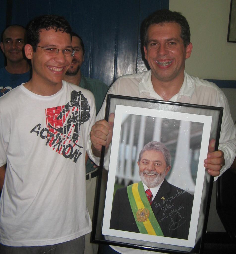Fernando Augusto e Marcelo Zelão foram condenados pela Jutiça a oito anos de inelegibilidade