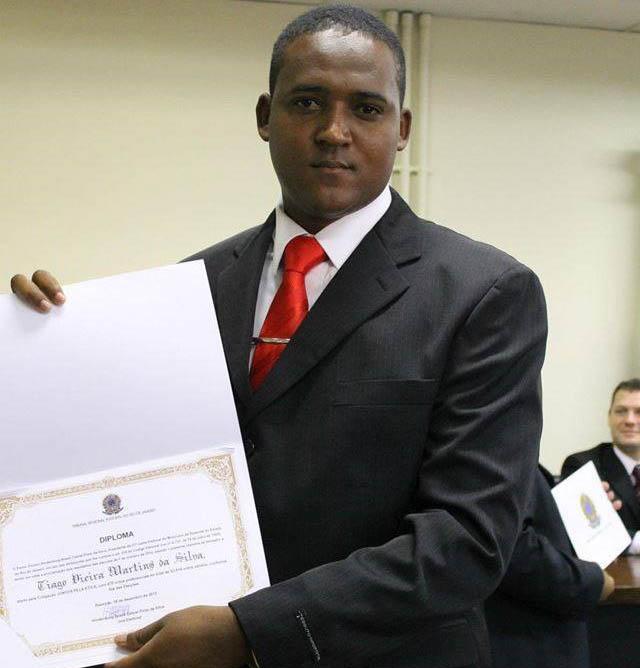 Tiago Vieira Martins da Silva também está sendo investigado por grilagem de terra