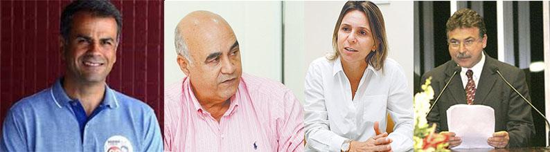 Rogério Lisboa, Nelson Bornier, Solange de Almeida e Renato Cozzolino Sobrinho estão entre os denunciados pelo MPF