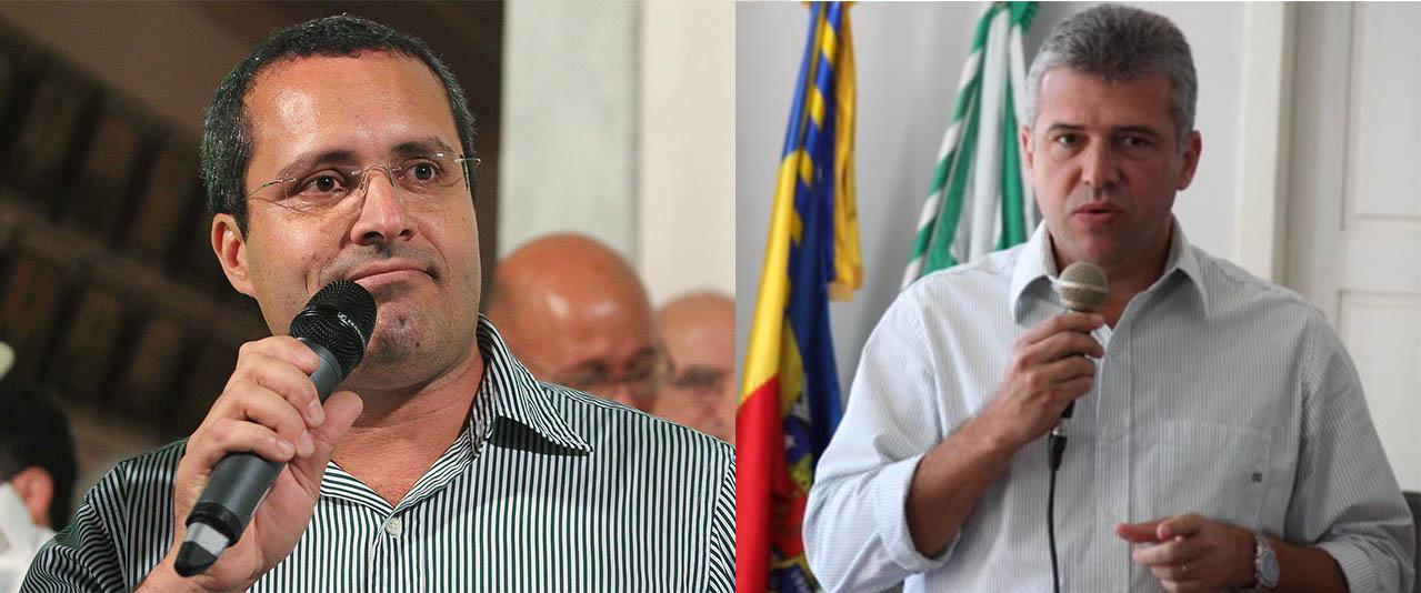 Antonio Marcos e Edson Mangefesti tem deixado de expor os gastos com recursos do setor de Saúde