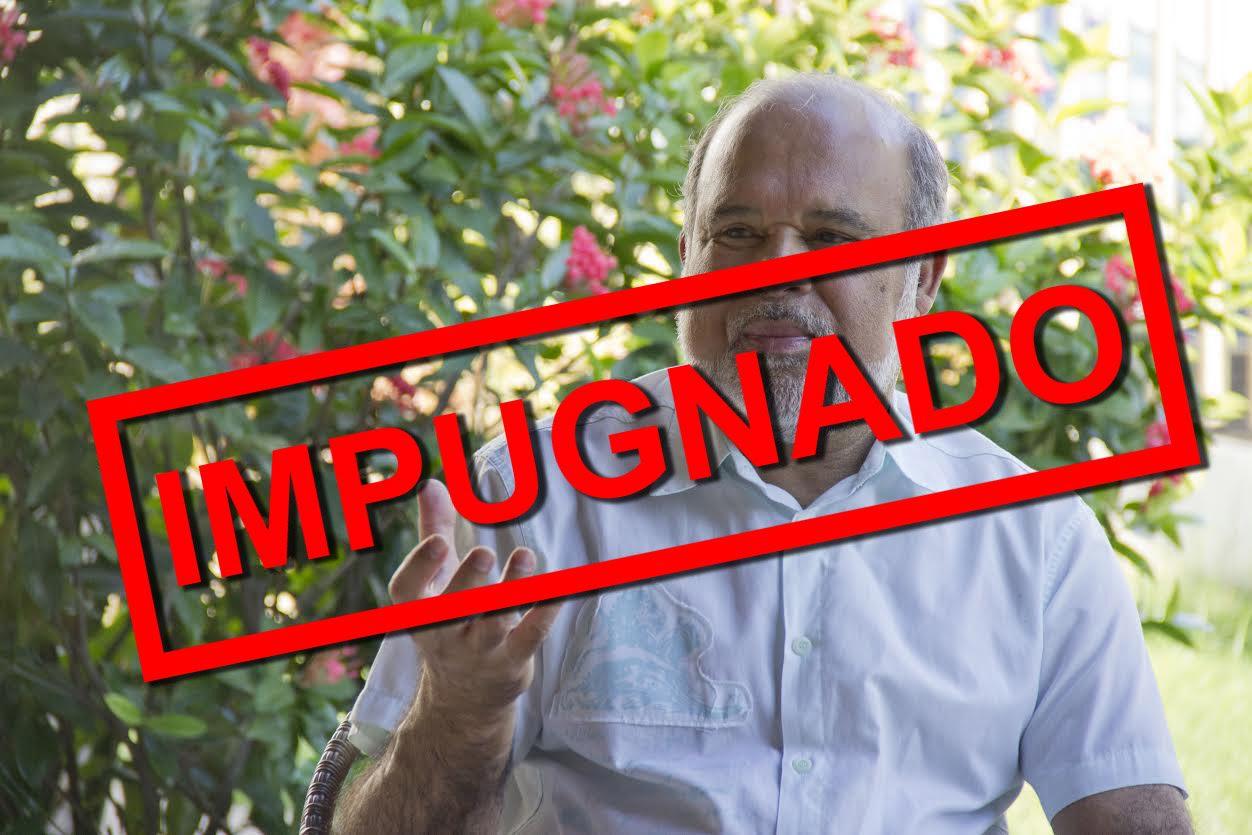 O ex-prefeito Paulo Dames já perdeu o prazo para indicar um substituto. Agora é esperar um milagre jurídico no Tribunal Superior Eleitoral ou jogar a toalha de vez
