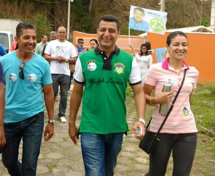 Flávio Ferreira repetiu o gesto de 2012: renunciou por causa da sua delicada situação jurídica
