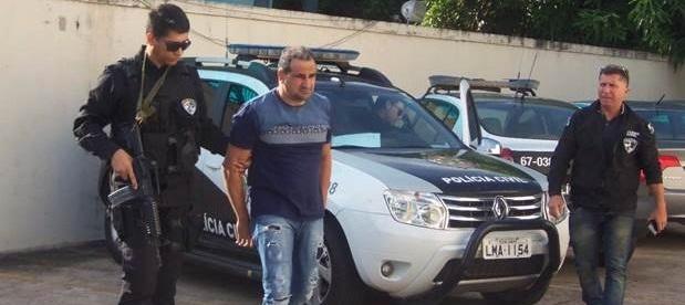 Michel Ângelo já havia sido alvo de uma operação do MP em março do ano passado